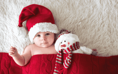 7 Tips For Surviving Sleep Over The Holidays With Babies & Young Children