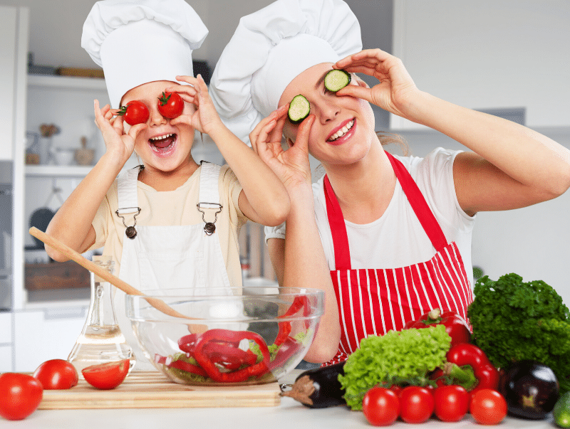 Kids Cooking Activity