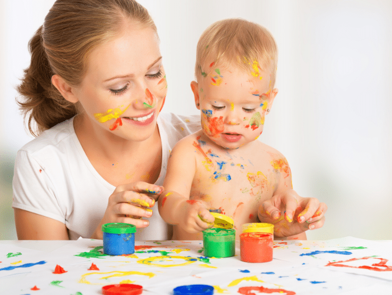 Child and toddler activity