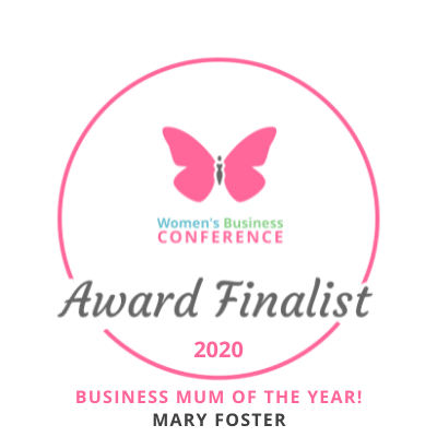 Mary Foster, Award Finalist, Business Mum of the Year